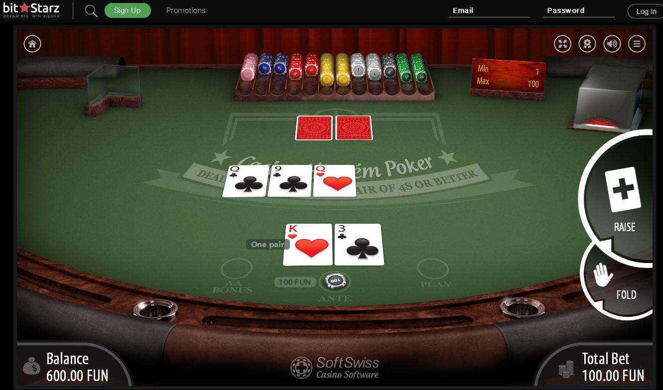 Double down casino texas holdem